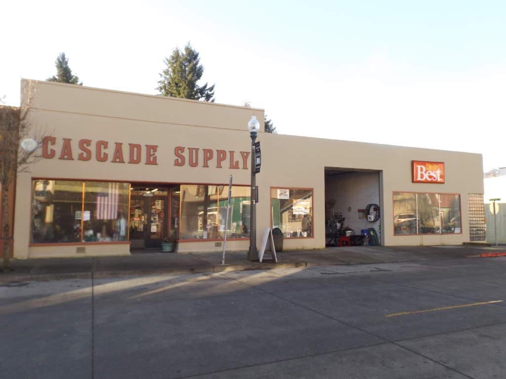 Cascade Supply Concrete Washington