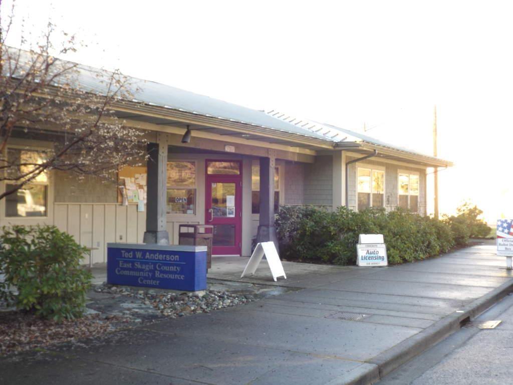 East County Community Resource Center Concrete Washington